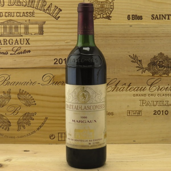 1986 Chateau Lascombes