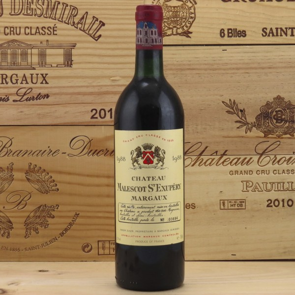 1988 Chateau Malescot St. Exupery