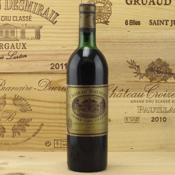 1973 Chateau Batailley