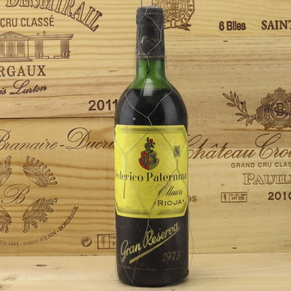 1973 Rioja Royal Paternina Gran Reserva