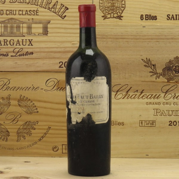 1953 Chateau Haut Bailly