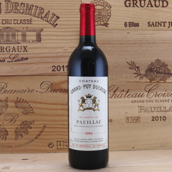 1994 Chateau Grand Puy Ducasse