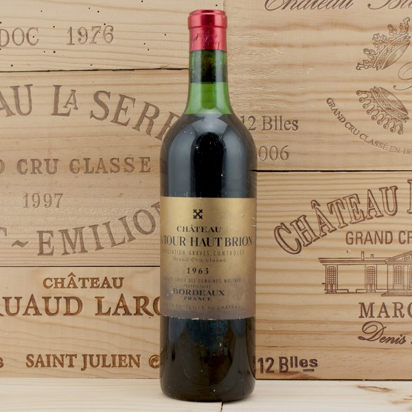 1963 Chateau La Tour Haut Brion
